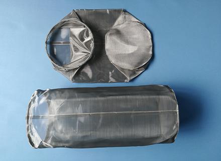 不锈钢焊接过滤袋
