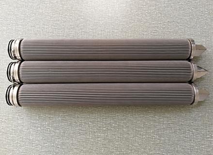 不锈钢折叠滤芯火箭尾