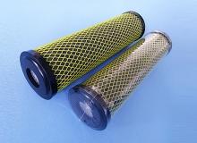 黄网碳纤维滤芯